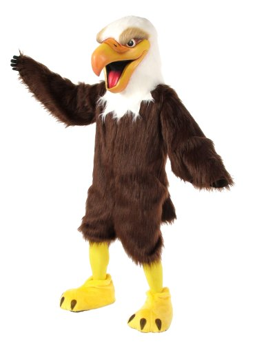 ALINCO Eagle Mascot Costume]()