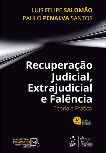 Recuperação Judicial Extrajudicial Falência prática ebook