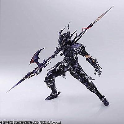 Square Enix Final Fantasy XIV 14 Estinien Action Figure Bring Arts NEW IN BOX