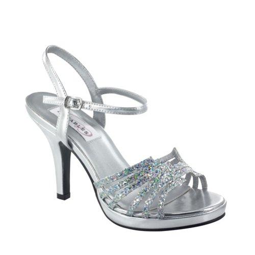Dyeables Kvinners Leah Plattform Sandal