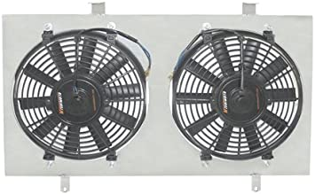 Mishimoto Radiator Fan Shroud Kit Mmfs-Civ-06Si