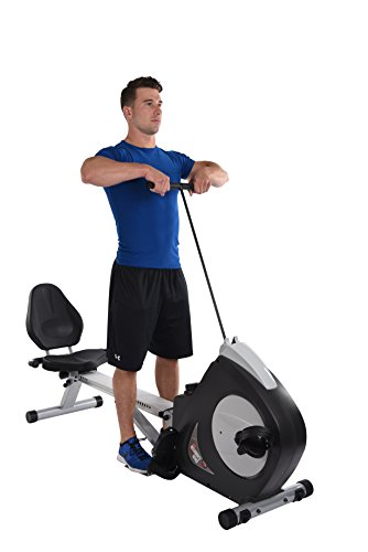 Stamina Conversion II Recumbent Exercise Bike/Rower