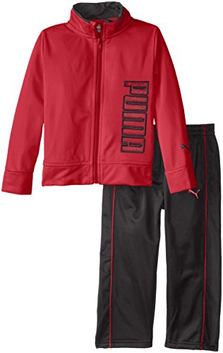 Boys' Set Scooter and Pant Jacket Tricot Puma gwcSqdd
