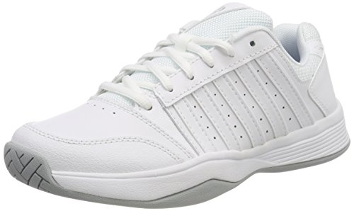 Femme Ks Tennis swiss De highrise Tfw Blanc 01 Eu Chaussures Smash Performance White K Court gnRznx