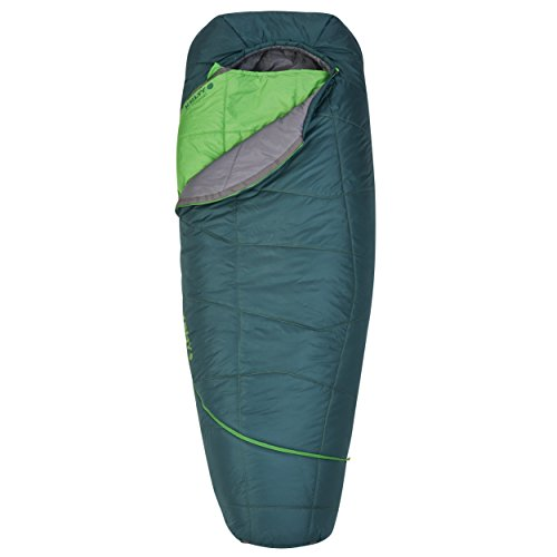 Kelty TRU Comfort 20 Degree Sleeping Bag, Long, Ponderosa Pine/Tree ()
