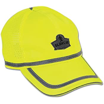 90b7ed7a79ba8 Ergodyne GloWear 8930 Hi-Vis Baseball Cap