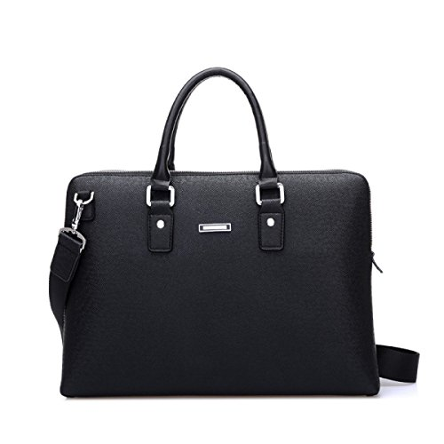 BULAGE Taschen Männer Männliches Paket Querschnitt Der Computer Im Westlichen Stil Schulter Diagonal Aussehen Atmosphäre Black