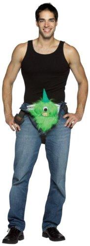 Halloween FX One Eyed Monster Men's Costume -
