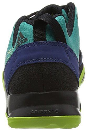adidas Originals AX2 Herren Trekking & Wanderhalbschuhe Blau (Mineral Blue S16/Core Black/Eqt Green S16)