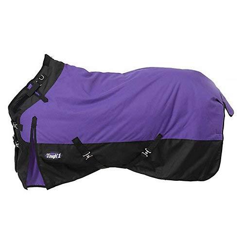 (Tough-1 1200D Snuggit Turnout 300g 72In Purple)