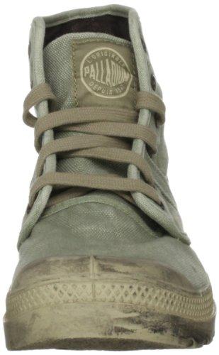 268 Chaussures Palladium basses Marron PALLABROUSE tr M Vert homme 47 02477 b4 FUFxpnf