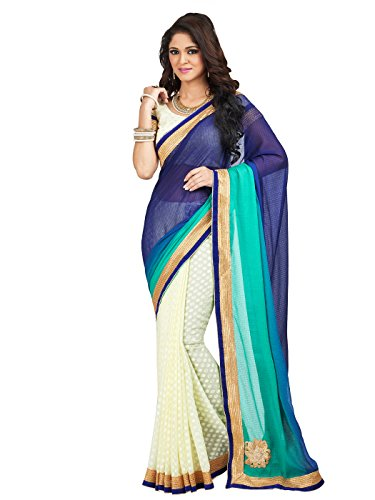 Designer Chiffon Sarees - 2