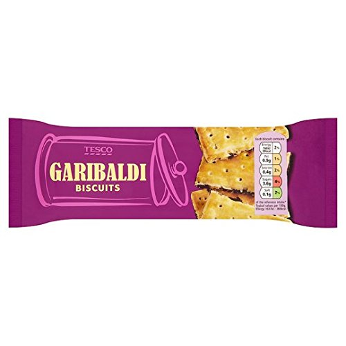 Tesco Garibaldi Biscuits 200G ()