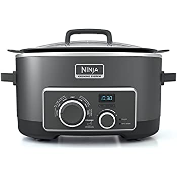 SharkNinja MC950Z Multicooker, Black