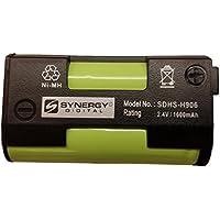 Sennheiser BA2015 Cordless Phone Battery Ni-MH, 2.4 Volt, 1600 mAh, Ultra Hi-Capacity Battery - Replacement Battery for Sennheiser BA2015 Cordless Phone Battery