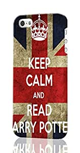 keep calm Personalized Diy Custom Unique 3D Rough Hard Case Cover Skin For iPhone 5C , Design By Graceworld