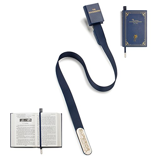 - Bookmark-Clip On Attachable Ribbon Bookmark & Place Holder-by Superior Essentials