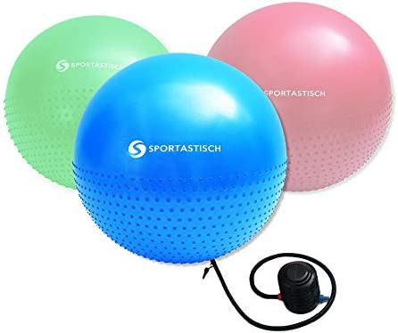 Sportastisch Top¹ Pelota de Ejercicio Massage Gym Ball con ...