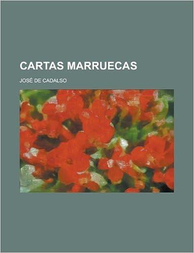 Libros electrónicos gratuitos en formato pdf para descargar. Cartas Marruecas CHM