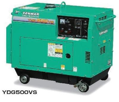 ヤンマー 防音タイプ ディーゼル発電機 YDG500VS-6E 防音タイプ B01LX712WP