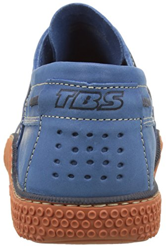 TBS Technisynthese Globek D8, Náuticos Para Hombre Bleu (Opale Brique)