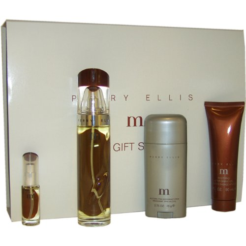 Perry M by Perry Ellis for Men Gift Set