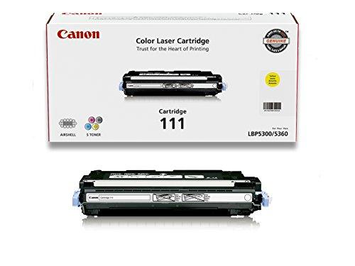 (Canon Original 111 Toner Cartridge -)