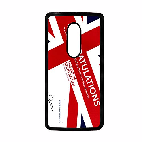 Tyboo Shock Resistance Print with British Flag Mens Phone Shell for Zte  Axon7 Rigid Plastic