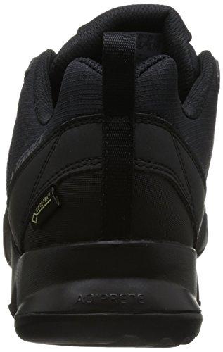 Wanderhalbschuhe adidas AX2R 000 Gricin Terrex Schwarz amp; Negbas Trekking Negbas GTX Herren rYYwS