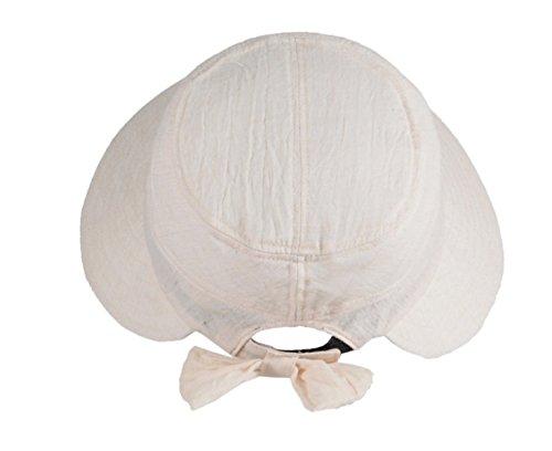 Para Al Del Verano 2 Casquillo Beige Sol Boinas El Sombreros Ala Ancha Piezas Señoras Aire Plegables Recorrido Libre 607nw5xg7q