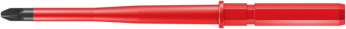 Rouge 817 Wera 05135906001 Kraftform Kompakt VDE Torque 1,2-3,0 Nm 16 pi/èces