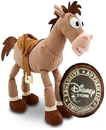 Toy Story 17' Bullseye Disney Genuine Plush Horse