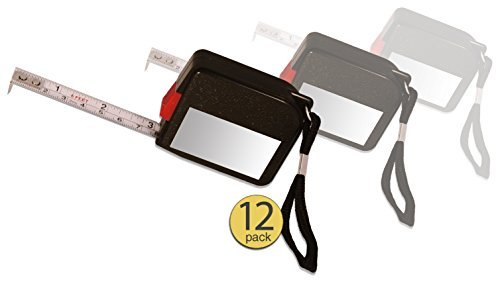 Wholesale Promotion (12 Pack - Tape Measure with Stopper 77