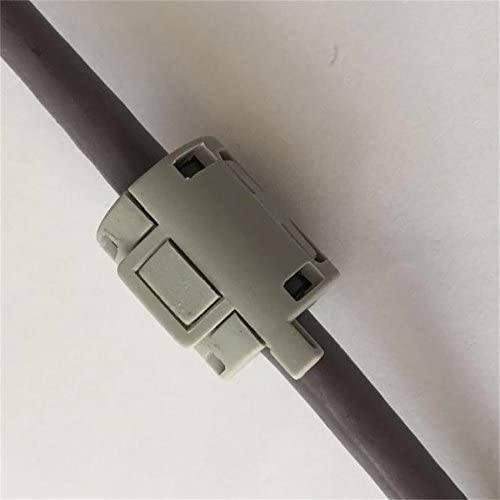 150ea ID 0.28 cables filter ferrite UF70A SCRC70A 1518-0730 clamp split EMI NOISE cancel ferrite ID7mm for diameter 0.27-0.3 cables100MHz 80OHM