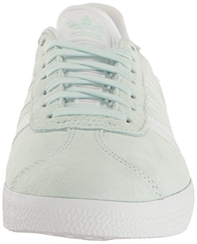 oro Adidas Unisex Gazelle Mint blanco Adulto Originals Zapatillas Ice Metálico qwB8Sa