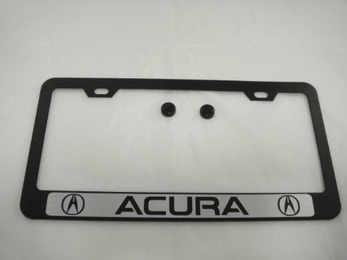 acura rsx license plate frame - 6
