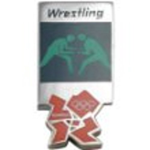 Olympics London 2012 Olympic Sports Wrestling - Wrestling Olympic Pin