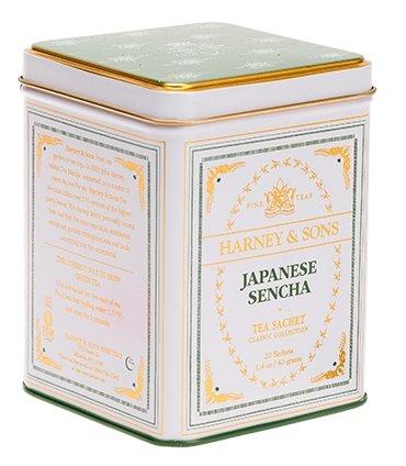 Harney & Sons Japanese Sencha Green Tea - 20 Sachets