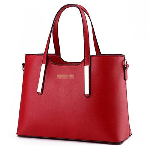 HarrowandSmith Mujer Lujo Bolso de mano bolso mujeres bolsa de hombro Bolsillo Libro Bolso De Mano Ideal Para Navidad Regalo Red