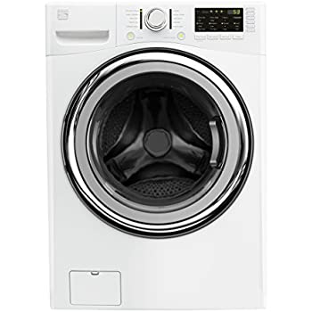 Kenmore 41302 4.5 cu ft. Front Load Washer with Steam and Accela Wash in White, includes delivery and hookup (Available in select Southern California and Chicago area zip codes)