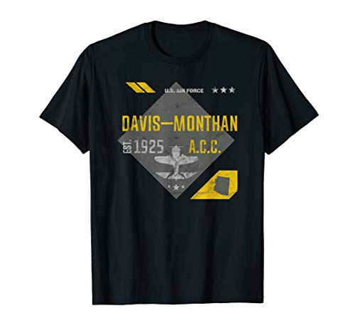 - Davis Monthan Air Force Base Shirt Arizona