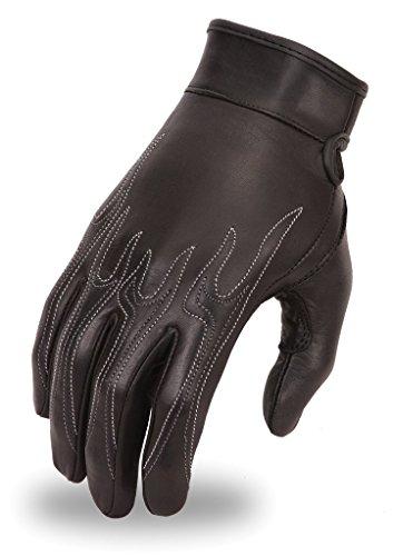 犬同情早熟最初製造レディースPalm駆動手袋(ブラック) X-Large ブラック FI113GEL-XL