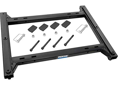 Reese 30154 Fifth Wheel Rail Kit Mounting Adapter For RAM (Towing Fifth Wheel)