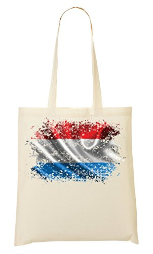 Luxembourg Europe Luxembourg Country Series Nationality Flag Nice To Sac Fourre-tout Sac à provisions