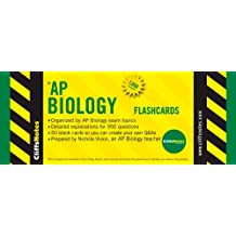CliffsNotes AP Biology Flashcards