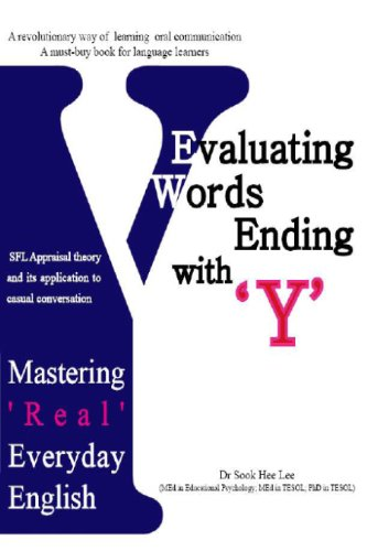 Download Evaluating Words Ending with 'Y': Mastering 'Real' Everyday English Pdf