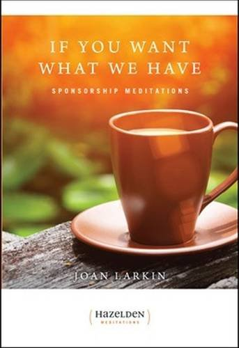 If You Want What We Have: Sponsorship Meditations