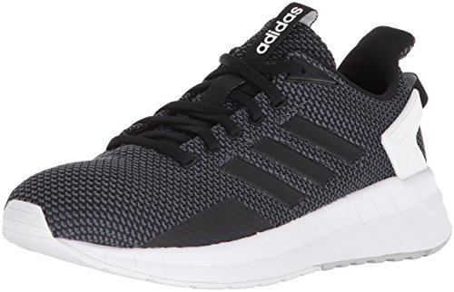 Heels Ride (adidas Women's Questar Ride Running Shoe, Carbon/Black/Grey, 6 M US)