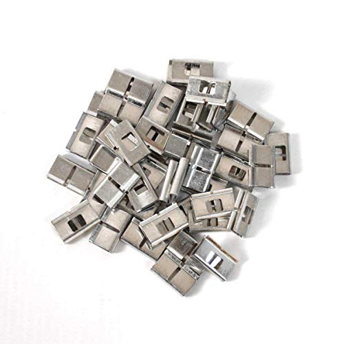 FireFold 66 Wiring Block Bridge Clips - 50 Pack ()