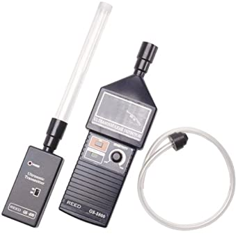 Reed GS-5800 Ultrasonic Leak Detector with BNC Connection